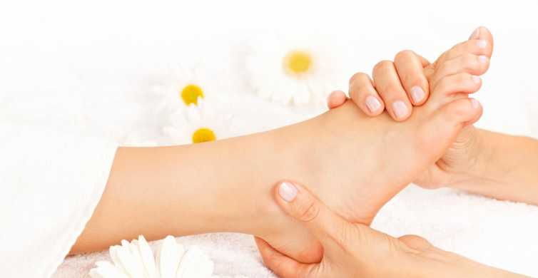 Foot Reflexology and Foot Massage at your Accommodation