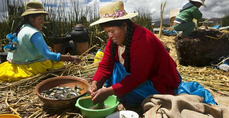 Lake Titicaca, Uros and Taquile Full-Day Tour