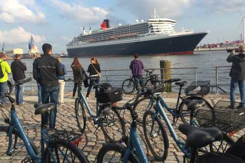 Highlights of Hamburg: 3-Hour Guided Bike Tour