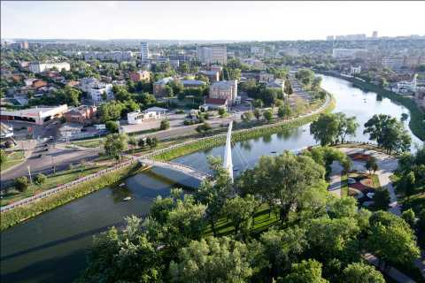 Kharkiv: 3-Hour Sightseeing Tour with a Private Guide