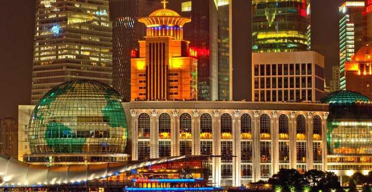 Shanghai: als een lokale aangepaste begeleide tour