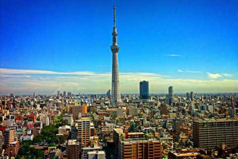 Tokyo: tour privato con guida del posto