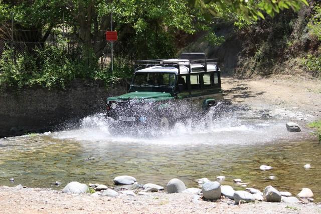 Van Ayia Napa: Troodos Classic Jeep Safari