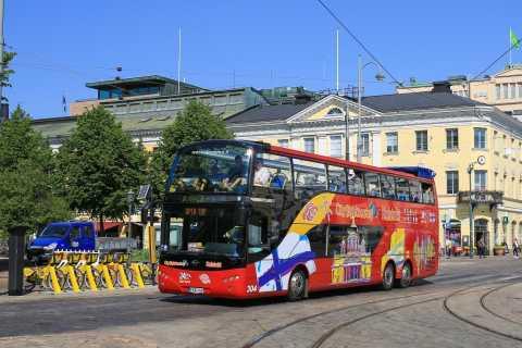 Helsinki: Hop-On Hop-Off 48-Hour Ticket