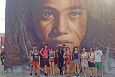 New York City Graffiti & Street Art 2-Hour Walking Tour