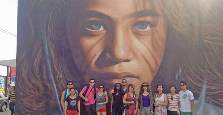 Tour a pie de 2h de grafitis y arte urbano de Nueva York