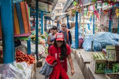 Excursão a Pé de Meio Dia em La Paz