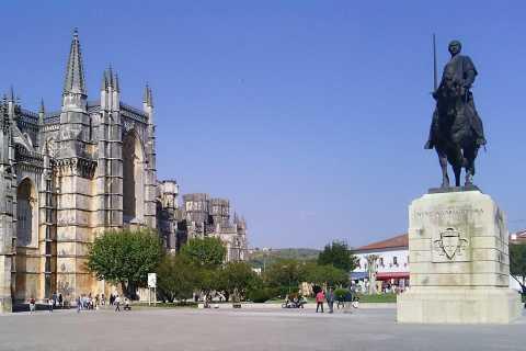 Tomar, Batalha and Alcobaca Private Tour