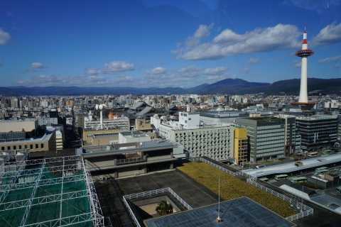 Welcome to Kyoto: Private Walking Tour with a Local