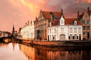 Ab Amsterdam: Tagestour nach Brügge auf Spanisch