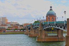 Bem-vindo a Toulouse: passeio privado a pé com um local