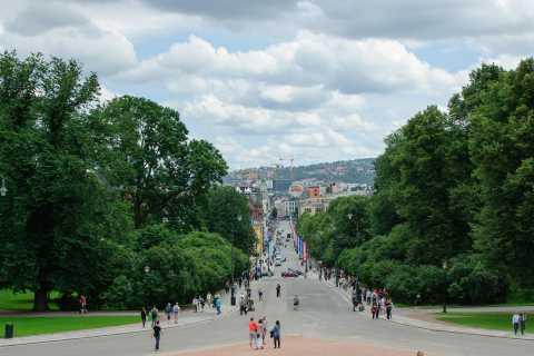 Lo más destacado de Oslo: recorrido a pie