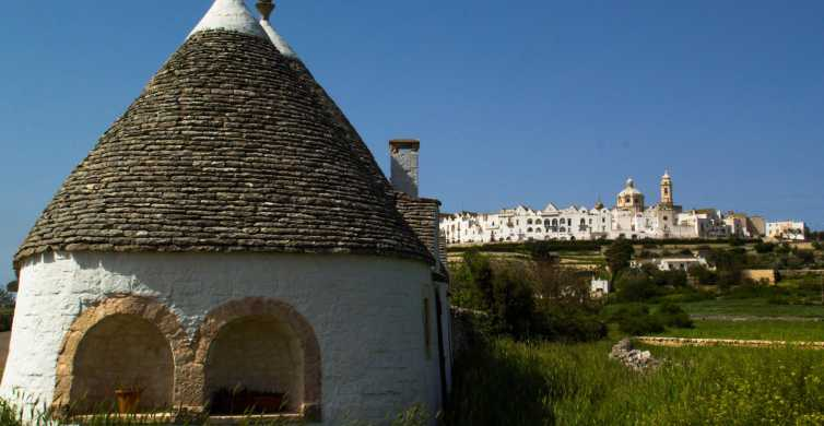 Locorotondo: 2-Hour Private Tour of a Place to Fall in Love