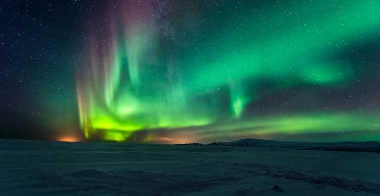 Reykjavik 3-Hour Small-Group Northern Lights Tour