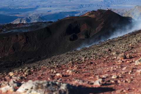 Randonnée en super jeep et randonnée dans le volcan Thorsmork