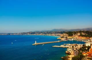 Nizza: Sightseeing-Bootsfahrt nach Villefranche-sur-Mer