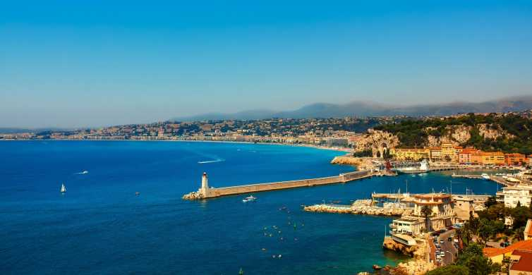 Nice: 1-Hour Sightseeing Cruise to Villefranche Bay