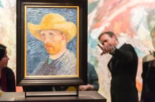 Spuren von Van Gogh Tour und Van Gogh Museum