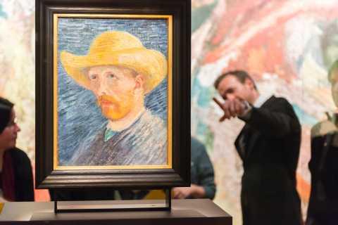 Voetstappen van Van Gogh Tour en Van Gogh Museum