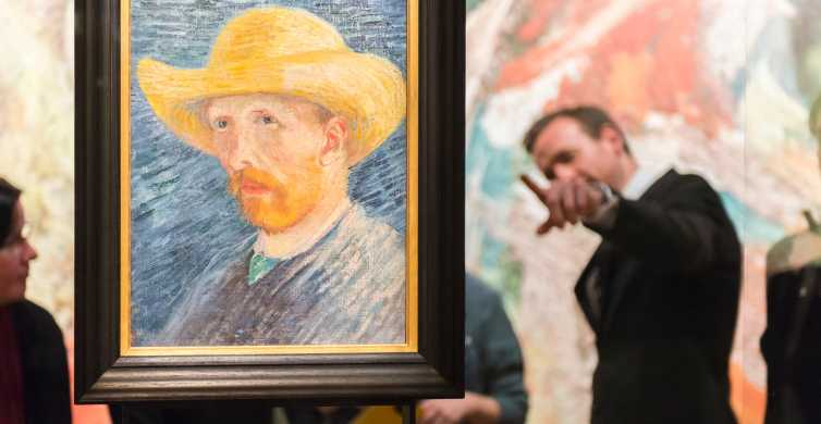 Footsteps of Van Gogh Tour and Van Gogh Museum