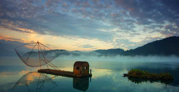 Sun Moon Lake, Puli & Lukang 2-Day Tour