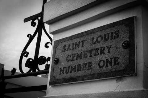 New Orleans: St. Louis No. 1 Cemetery Tour