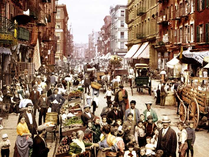 New York Walking Tour Chinatown Five Points Little Italy New York City United States Getyourguide