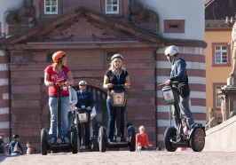 What to do in Heidelberg - Heidelberg & Neckar Valley: Segway Tour - 360 Degrees