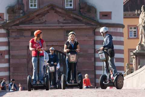Heidelberg & Neckar Valley: Segway Tour - 360 Degrees