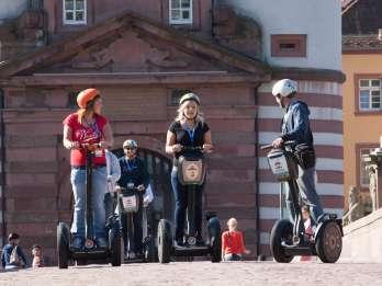 Heidelberg & Neckartal: Segway-Tour 360 Grad