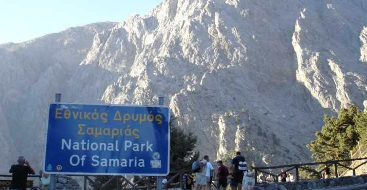 Desde Chania: excursión de un día al extremo sur del desfiladero de Samaria