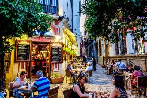 Seville: Half-Day Flamenco & Tapas Night