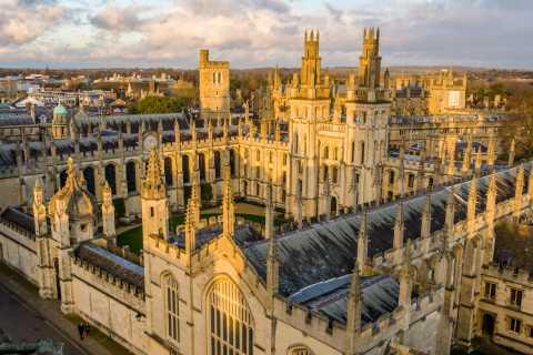 Oxford: Universiteit en Hogescholen Walking Tour