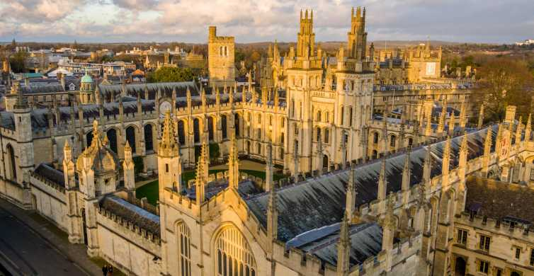 Oxford: University and Colleges Walking Tour
