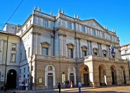 Mailand: Teatro alla Scala - 1-stündige private Tour