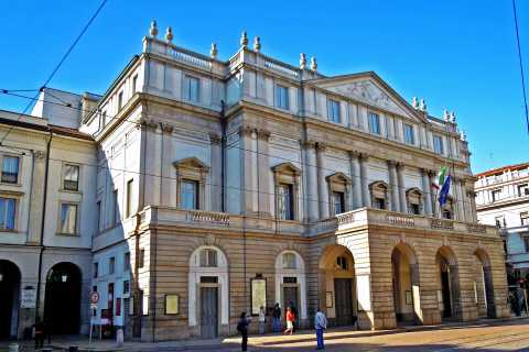 Milan 1-Hour Teatro alla Scala Private Tour