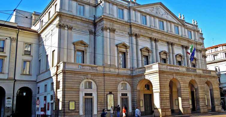 Mailand: Teatro alla Scala - 1-stündige private Tour