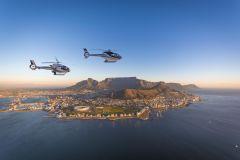Cidade do Cabo: Voo de Helicóptero Sobre os Dois Oceanos