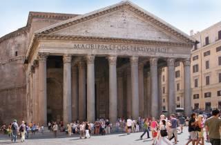 Rom: Führung Pantheon und Santa Maria Sopra Minerva