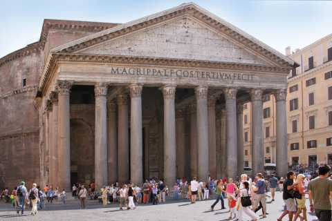 Rome: Pantheon & Santa Maria Sopra Minerva Guided Tour
