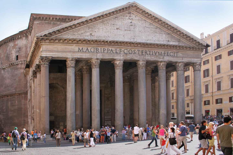 Rom: Geführte Tour Pantheon und Santa Maria Sopra Minerva