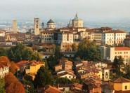 Ab Mailand: Halbtagestour nach Bergamo
