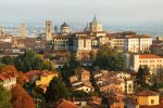 From Milan: Half-Day Bergamo Tour