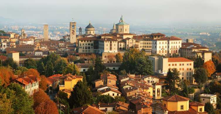 From Milan: Half-Day Bergamo Tour
