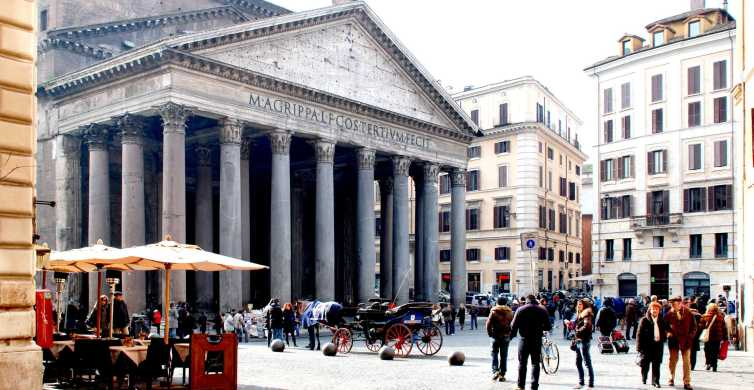 Rom: Pantheon & Santa Maria Sopra Minerva guidad tur
