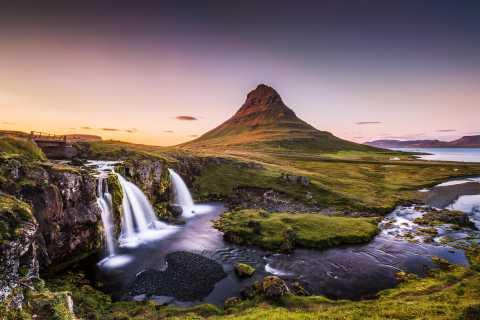 Från Rejkavik: Heldagstur runt Snæfellsnes-halvön