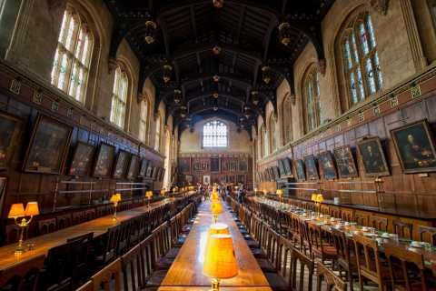Oxford: Christ Church Harry Potter Film Locations Tour