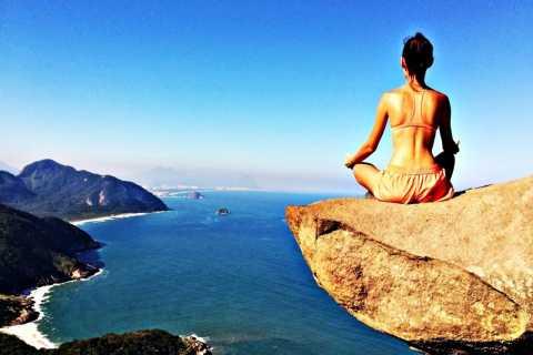 Fra Rio: Fottur til Pedra do Telegrafo og stranden