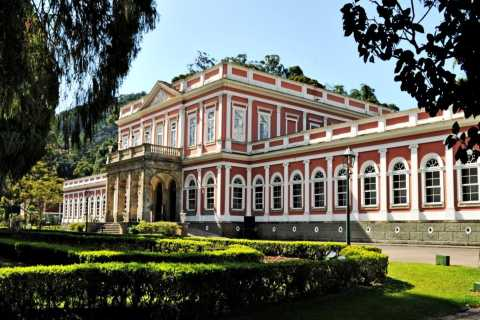 Petrópolis: Imperial City Tour