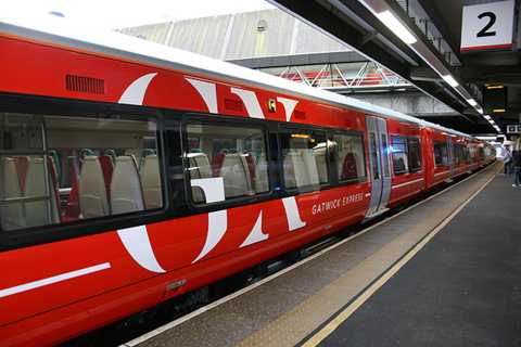 Gatwick Express: treinticket naar London (enkel of retour)